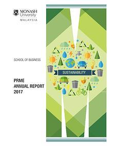 PRME Annual Report