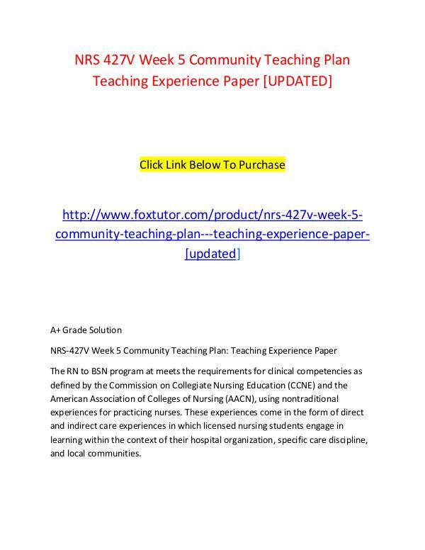 teaching learning plan nursing