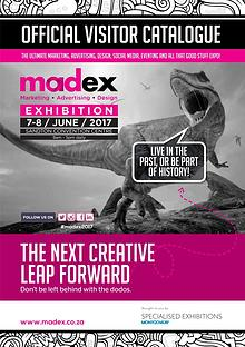 Madex 2017 Visitor Catalogue