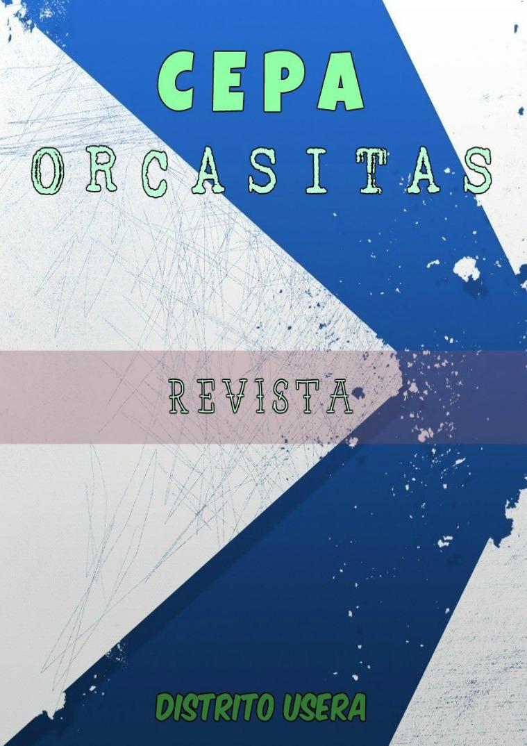 Revista CEPA ORCASITAS 1º Prueba