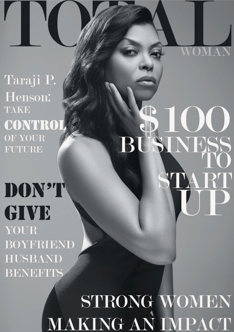 TOTAL WOMAN MAGAZINE AUGUST EDITION AUGUST 2017