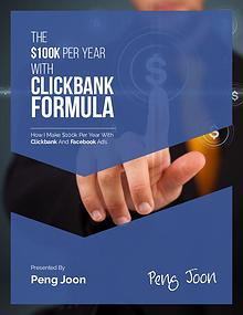 How to Make Money With Facebook Ads and Clickbank by Peng Joon