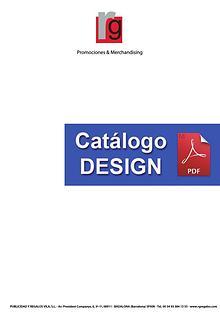 CATÁLOGO DESIGN RG REGALOS