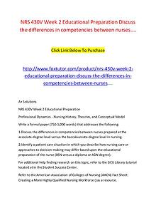differences in competencies in adn and bsn Adn and bsn nurses both deal with patients from many different ethnicities, religions, beliefs, and lifestyles all nurses regardless of their degrees must learn how to establish a differences in stress and challenge in clinical practice among adn and bsn students in varying clinical courses.