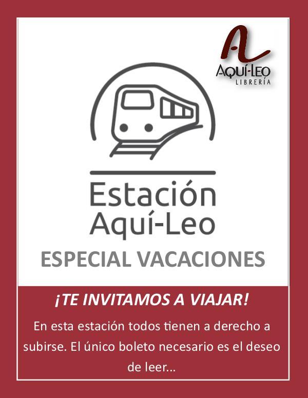 Revista Aqui-Leo NOVEDADES JUNIO 2017-2