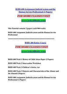 BSHS 408 EDU Keep Learning /bshs408edu.com