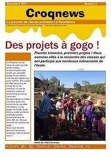 Croqnews n°2