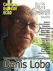 JG News - EDição 227 - Denis Lobo