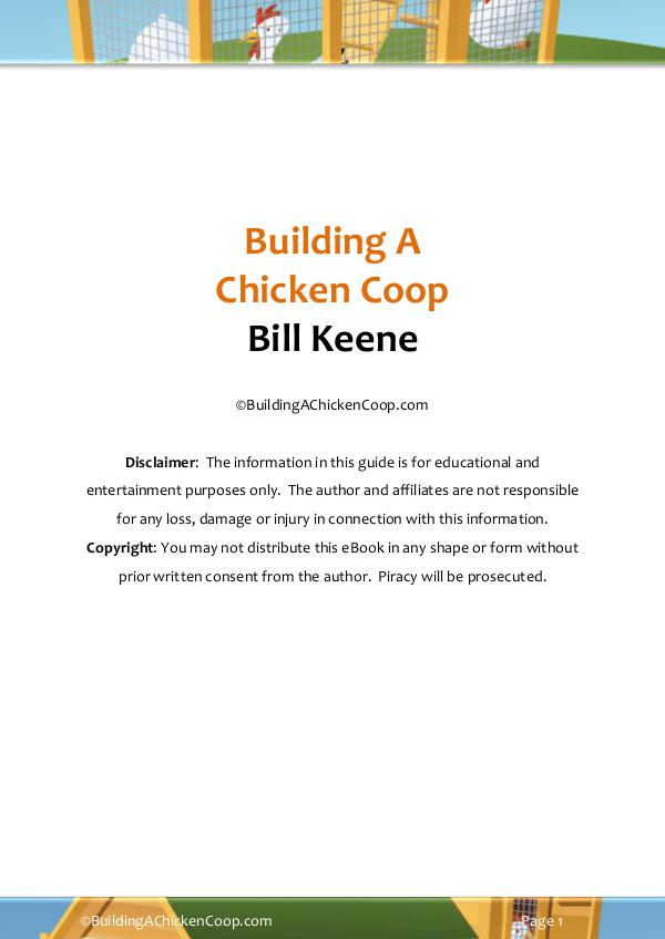 Building A Chicken Coop Review Building A Chicken Coop Book Free Download