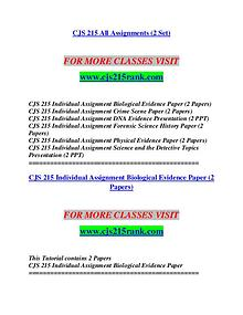 CJS 215 RANK  Creative and Effective /cjs215rank.com