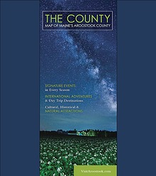 The County: Map to Aroostook County