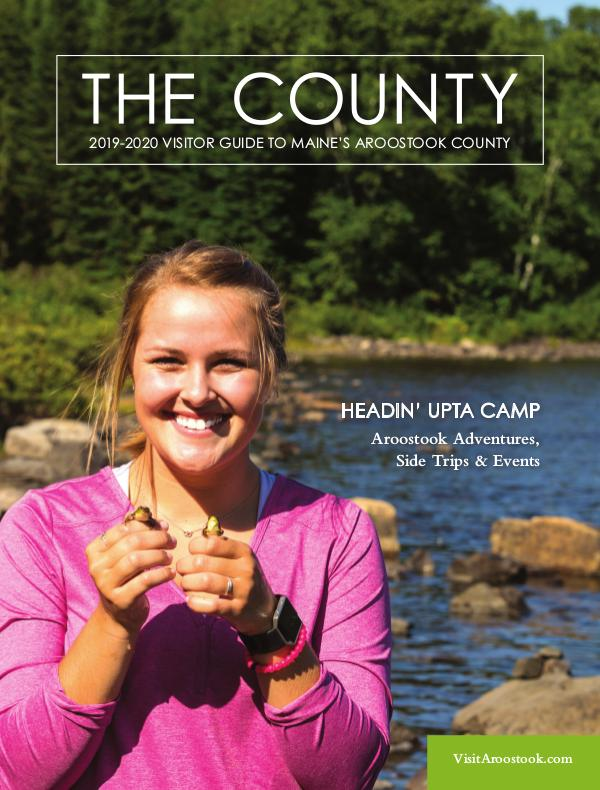 The County 2019-2020 Aroostook County Tourism