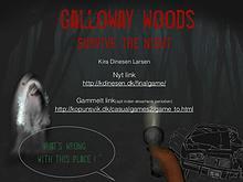 Galloway woods
