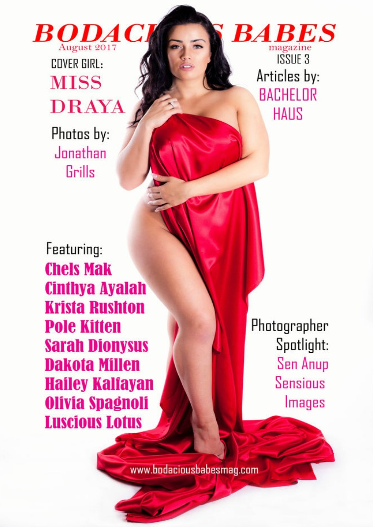 Bodacious Babes Magazine Issue 3