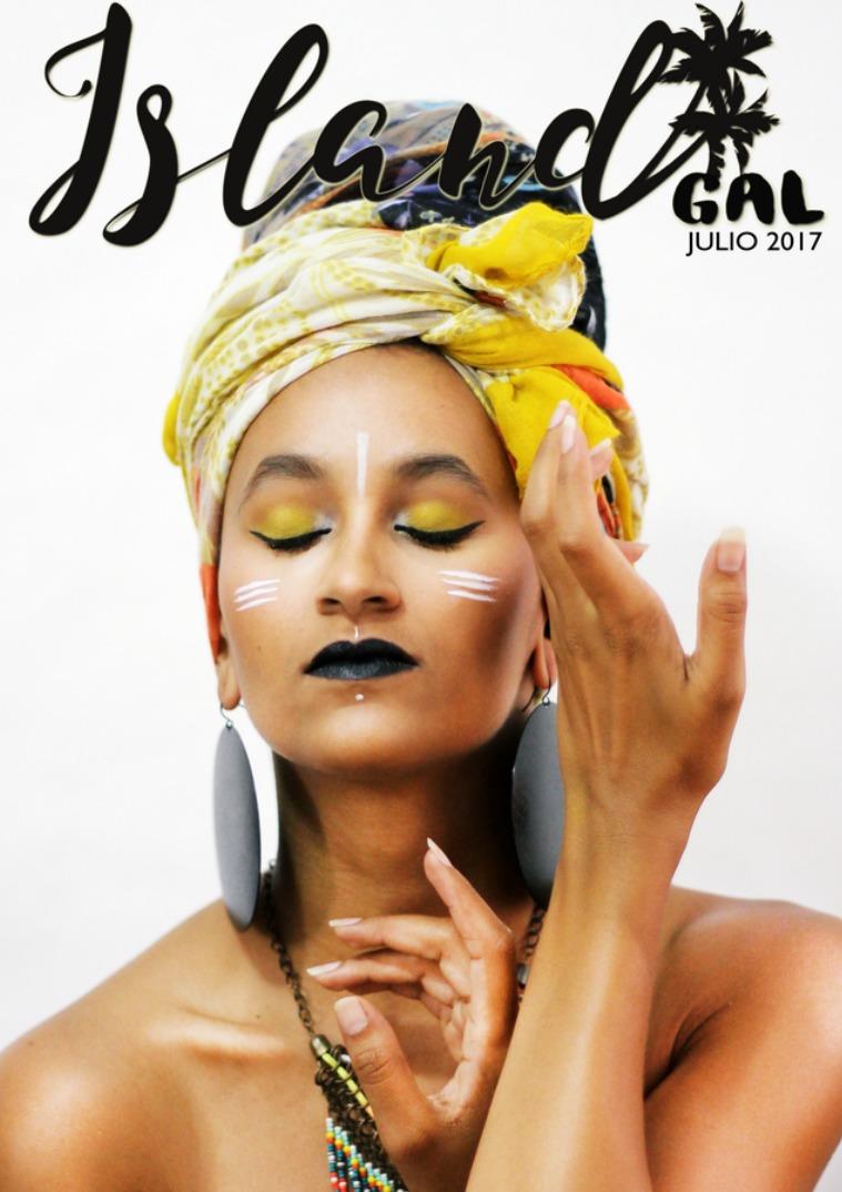 Island Gal Vol 1 (Julio 2017) Volume 1 (Julio 2017)