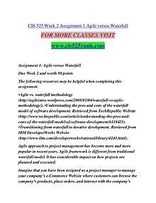 CIS 525 RANK  Great Stories/Cis525rank.com
