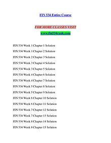 FIN 534 RANK Imagine Your Future /fin534rank.com
