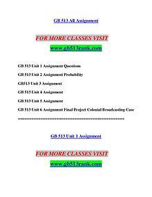 GB 513 RANK Imagine Your Future /gb513rank.com