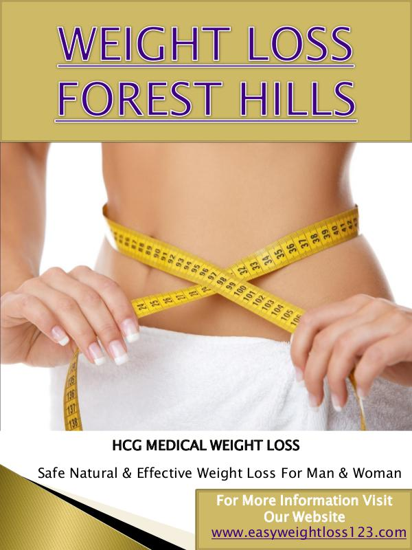 Weight Loss Forest Hills Forest Hills Medical Weight Loss