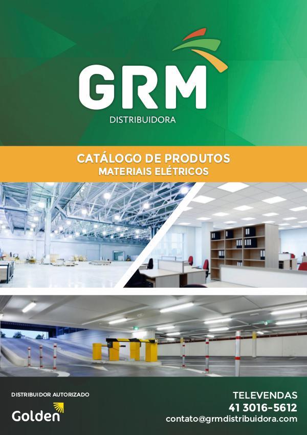 Catálogo GRM Distribuidora CATÁLOGO GRM DISTRIBUIDORA