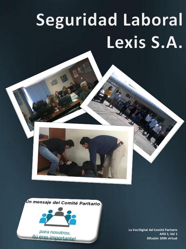LEXIS - SEGURIDAD LABORAL Año1 Nro. 1