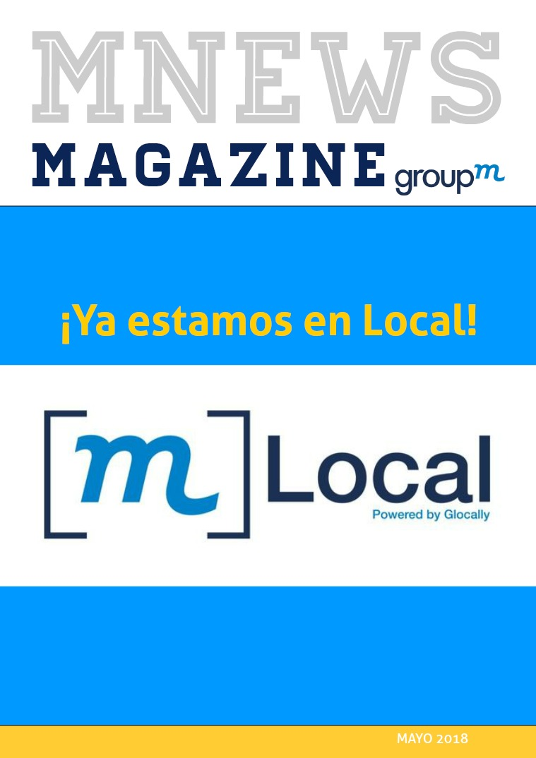 Revista Interna GroupM