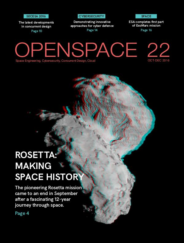 OPENSPACE 22: Rosetta: Making Space History