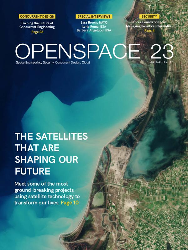 OPENSPACE 23: The Satellites that Are Shaping Our Future