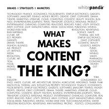 What makes content the king?
