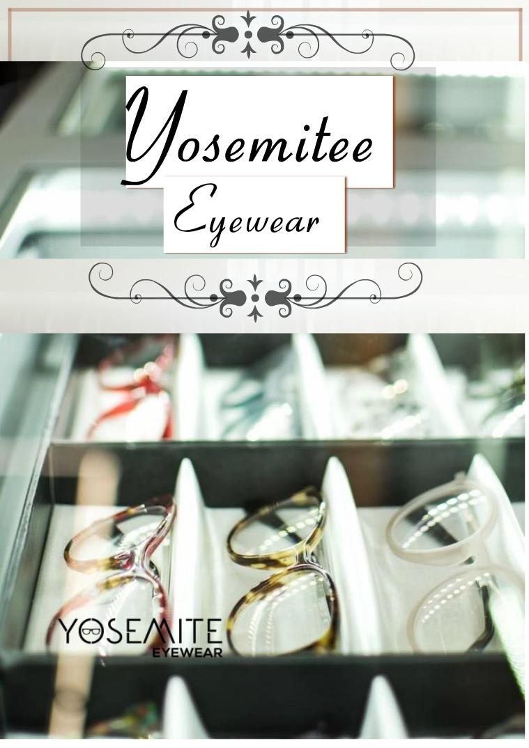 Yosemite Eyewear Designer Sunglasses and Eyewear in Newton MA