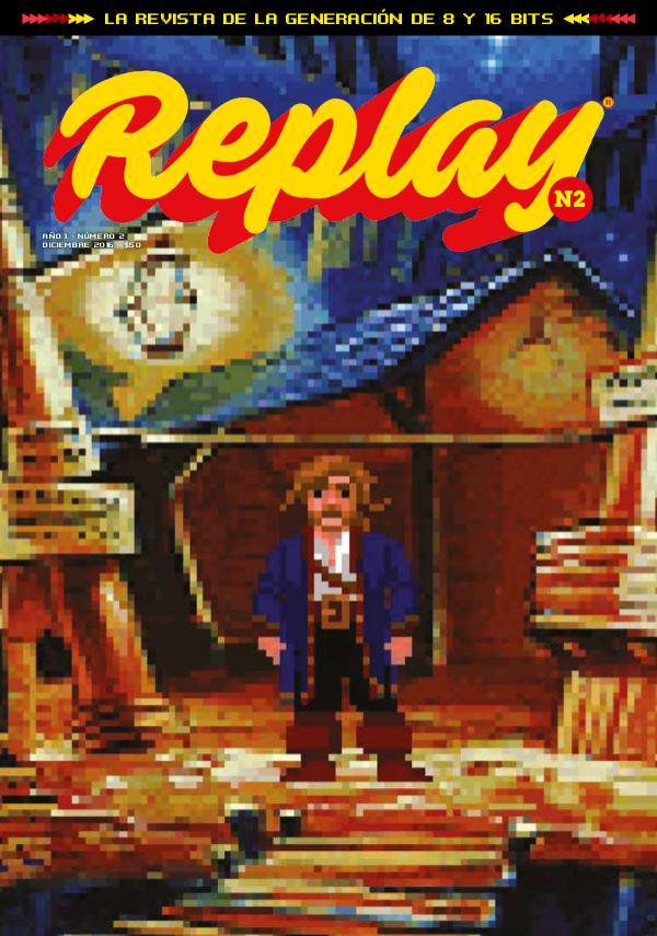 Revista Replay Nº2 · diciembre 2016