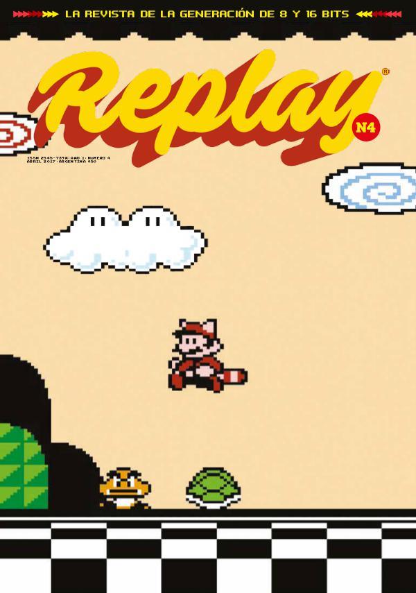 Revista Replay Nº4 · Abril 2017