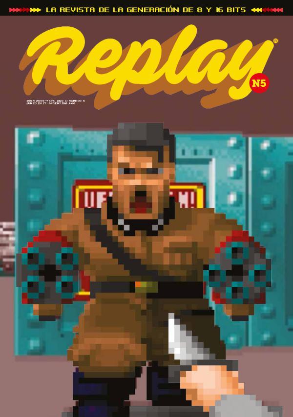 Revista Replay Nº5 · Junio 2017