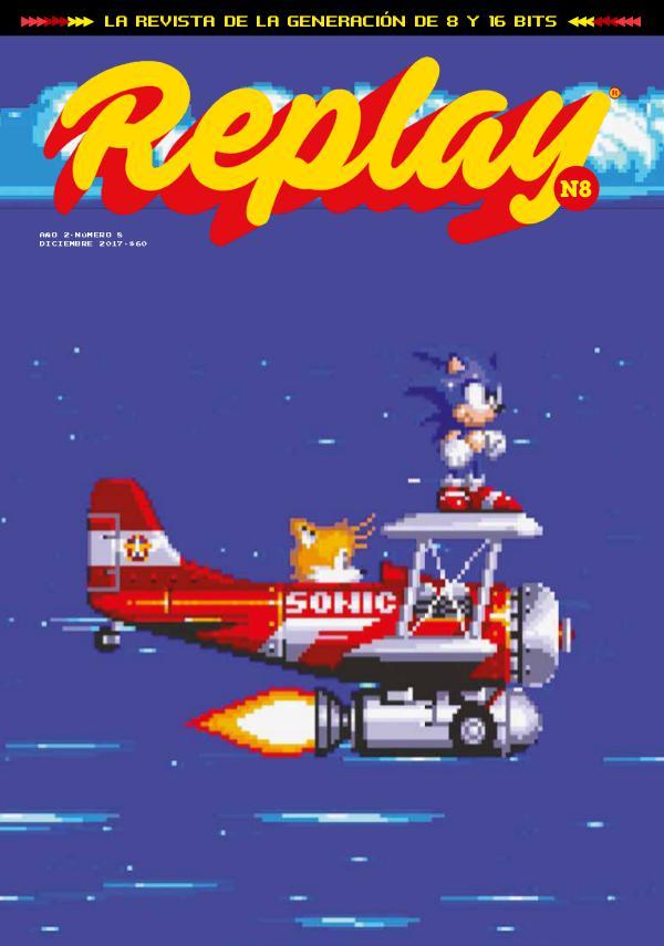 Revista Replay Nº8 · Diciembre 2017