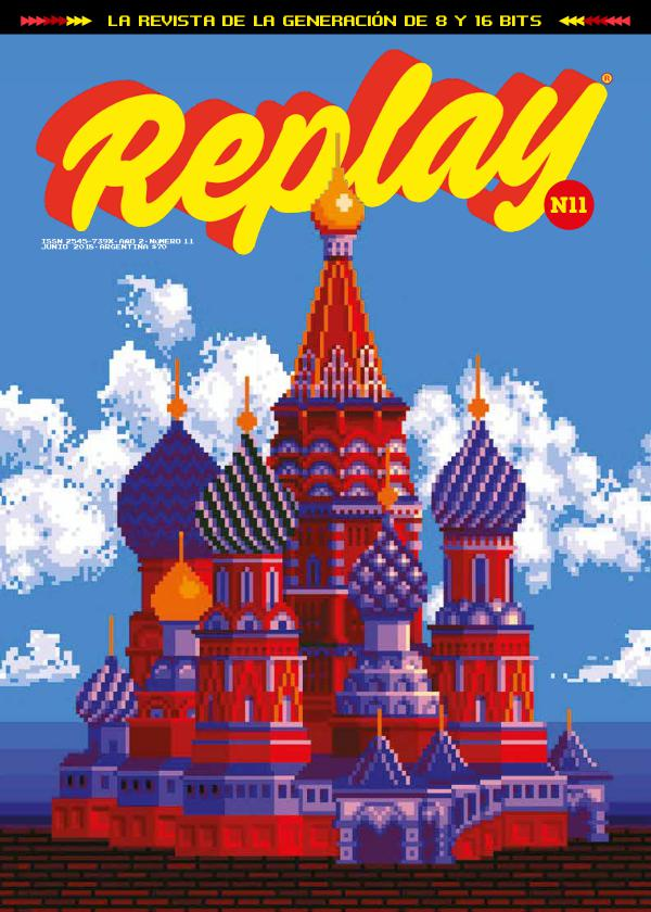 Revista Replay Nº11 · Junio 2018