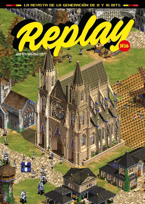 Revista Replay Nº16 · Mayo 2019