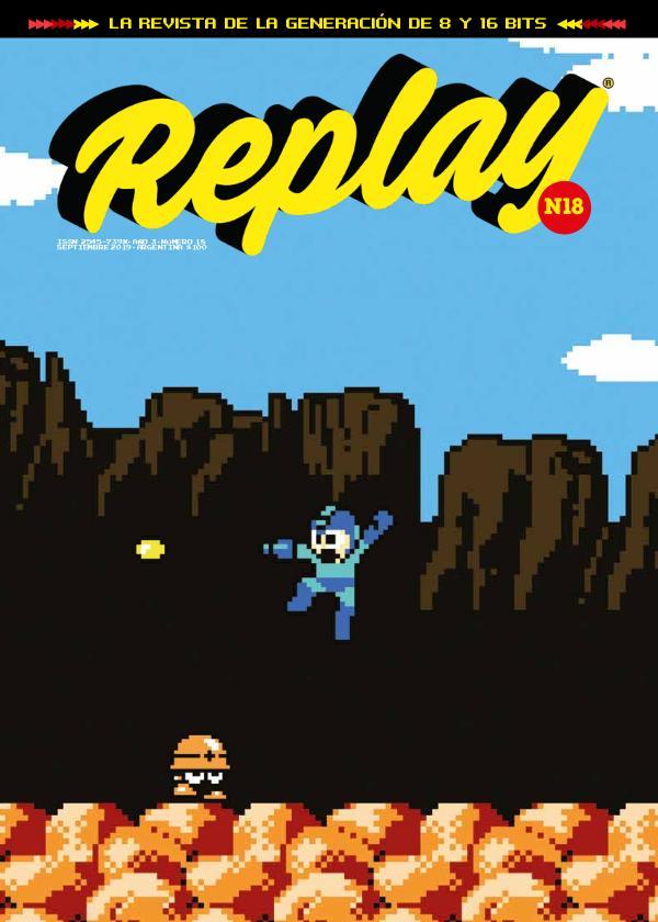 Revista Replay Nº18 · Septiembre 2019