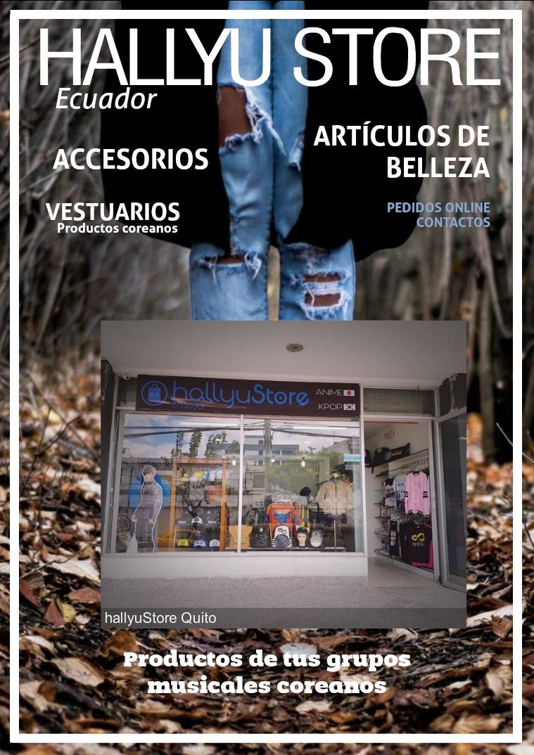 Hallyu Store Vol. 1