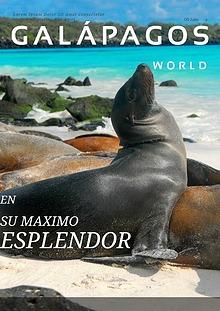 Galápagos en su máximo esplendor