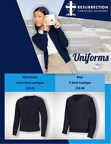 RCA Uniform Program