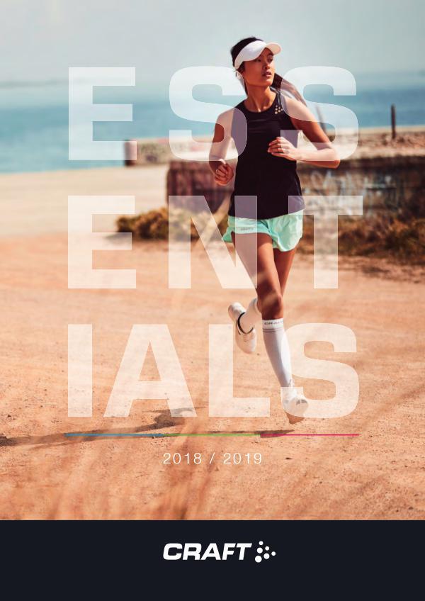 Craft Essentials 18/19 Craft folder Essentials 2018