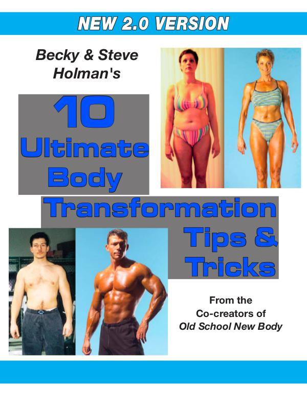 Old School New Body PDF / Book Workout Free Download Old School New Body F4X Exercises Free Download