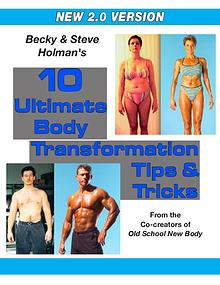 Old School New Body PDF / Book Workout Free Download