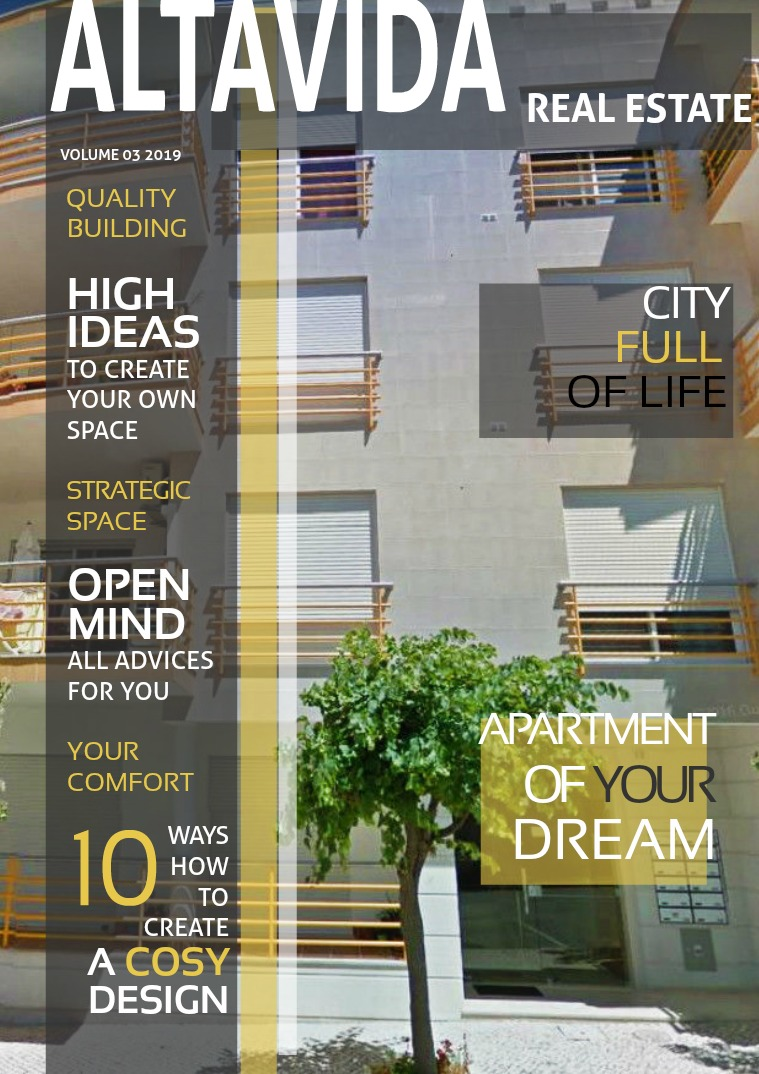 Altavida Real Estate Volume 3