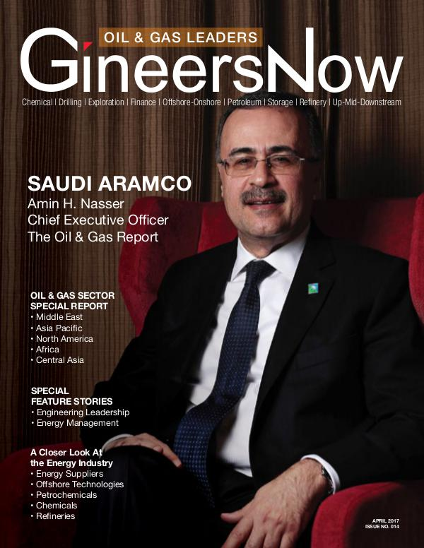 Saudi Aramco: The Future of Oil and Gas - GineersNow Petroleum Saudi Aramco, The Future of Oil & Gas Industry