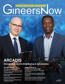 Arcadis Construction, Engineering & Design by GineersNow