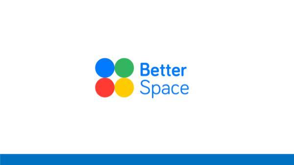 Mi primera revista Presentacion Better Space