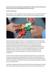 Facility Management Market Growth, Property Management Market