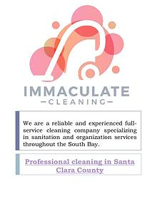Best Cleaning services in Santa Clara County