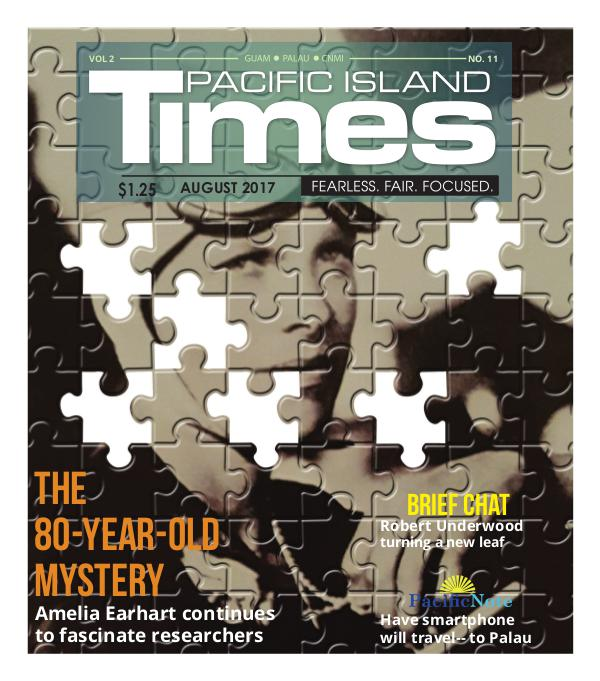 Pacific Island Times Issue No 11 Volume 2